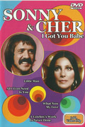 DVD - Sonny & Cher - I Got You Babe