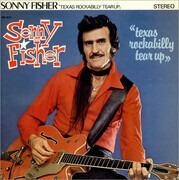 10'' - Sonny Fisher - Texas Rockabilly Tear Up