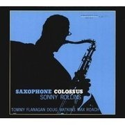CD - Sonny Rollins - Saxophone Colossus