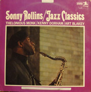 LP - Sonny Rollins - Jazz Classics
