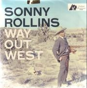 LP - Sonny Rollins - Way Out West - 180g