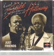 CD - Sonny Stitt / Red Holloway - Just Friends - Signed by artist, see photo.