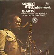 LP - Sonny Stitt & The Giants - Night Work