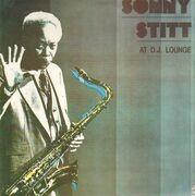 LP - Sonny Stitt - At The D.J. Lounge