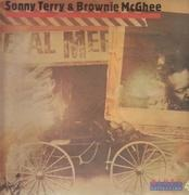 LP - Sonny Terry & Brownie McGhee - Blues Collection 4 - Amiga-Edition