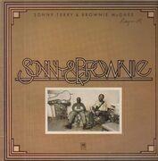 LP - Sonny Terry & Brownie McGhee - Sonny & Brownie - Gatefold