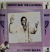 LP - Sonny Boy Williamson - Bluebird Blues