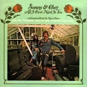 LP - Sonny & Cher - All I Ever Need Is You