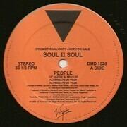 12inch Vinyl Single - Soul II Soul - People