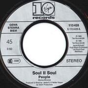 7inch Vinyl Single - Soul II Soul - People