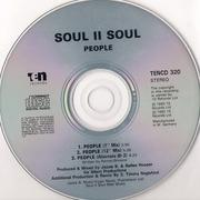 CD Single - Soul II Soul - People