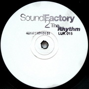 12'' - SoundFactory - 2 The Rhythm - White Label, Stamped