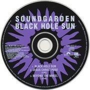 CD Single - Soundgarden - Black Hole Sun - Pt 2 Of A 2 CD Set
