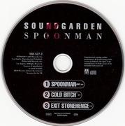CD Single - Soundgarden - Spoonman
