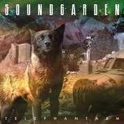 CD - Soundgarden - Telephantasm