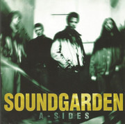 CD - Soundgarden - A-Sides