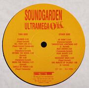 LP - Soundgarden - Ultramega OK - still sealed