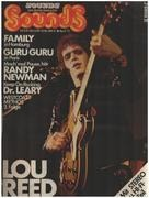 magazin - Sounds - 4/73 - Lou Reed