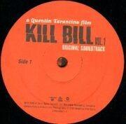 LP - Soundtrack - Kill Bill Vol. 1 - NANCY SINATRA/ISAAC HAYES/QUINCY JONES