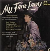 LP - Soundtrack - My Fair Lady