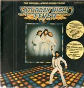 Double LP - Bee Gees, Tavares, Walter Murphy a.o. - Saturday Night Fever - Gatefold