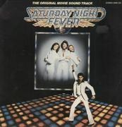 Double LP - Soundtrack - Saturday night fever