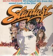 Double LP - Soundtrack - Stardust - 44 Hits from The Soundtrack - gatefold cover