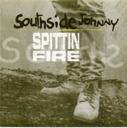 Double CD - Southside Johnny - Spittin' Fire