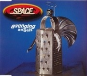 CD Single - Space - Avenging Angels - CD1