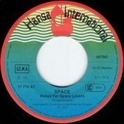 7'' - Space - Magic Fly
