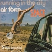7'' - Space - Running In The City