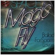 7inch Vinyl Single - Space - Magic Fly