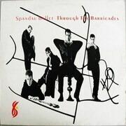 LP - Spandau Ballet - Through The Barricades