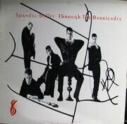 LP - Spandau Ballet - Through The Barricades - Still Sealed