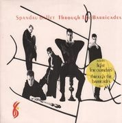 LP - Spandau Ballet - Through The Barricades