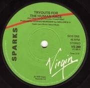 7'' - Sparks - Tryouts For The Human Race