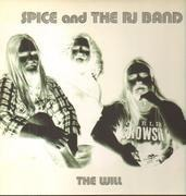 LP - Spice And The RJ Band - The Will - Ltd. ed. White
