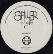2 x 12inch Vinyl Single - Spiller - Cry Baby