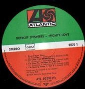 LP - Spinners - Mighty Love
