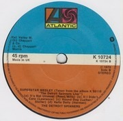 7inch Vinyl Single - Spinners - One Of A Kind (Love Affair)