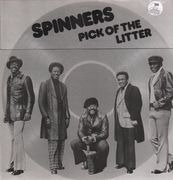 LP - Spinners - Pick Of The Litter - Misprint, gimmick cover