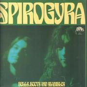 LP - Spirogyra - Bells, Boots And Shambles - Green BRAIN