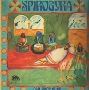 LP - Spirogyra - Old Boot Wine - Original 1st German