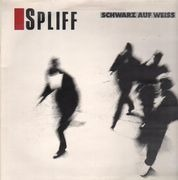 LP - Spliff - Schwarz auf Weiss