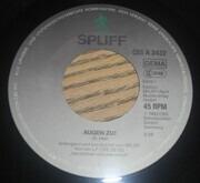 7inch Vinyl Single - Spliff - Augen Zu
