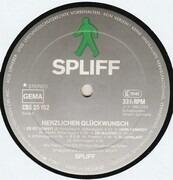 LP - Spliff - Herzlichen Glückwunsch!