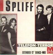 12inch Vinyl Single - Spliff - Telefon-Terror