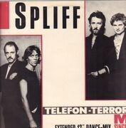 12inch Vinyl Single - Spliff - Telefon terror