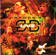 Double CD - Spock's Beard - Live