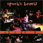 CD - Spock'S Beard - The Beard Is Out There-Live